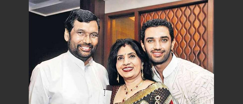 ljp affiliated organisation demands inclusion of chirag paswan in union cabinet