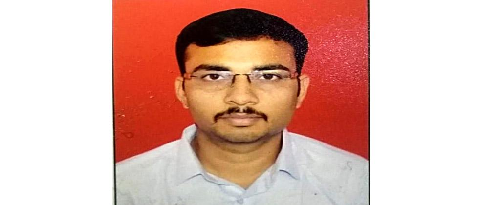 In the UPSC exams, Prathamesh Pawar is third in the country and first in Maharashtra