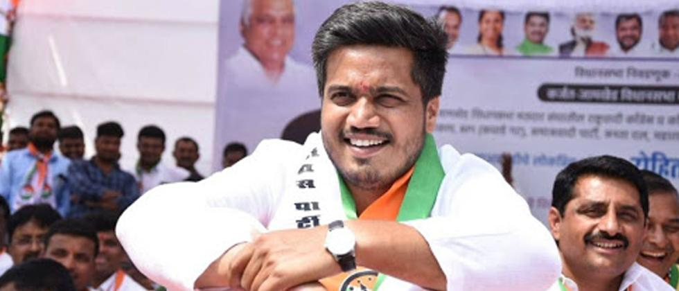 The people showed the place to the leaders who betrayed the NCP for selfish : Rohit Pawar