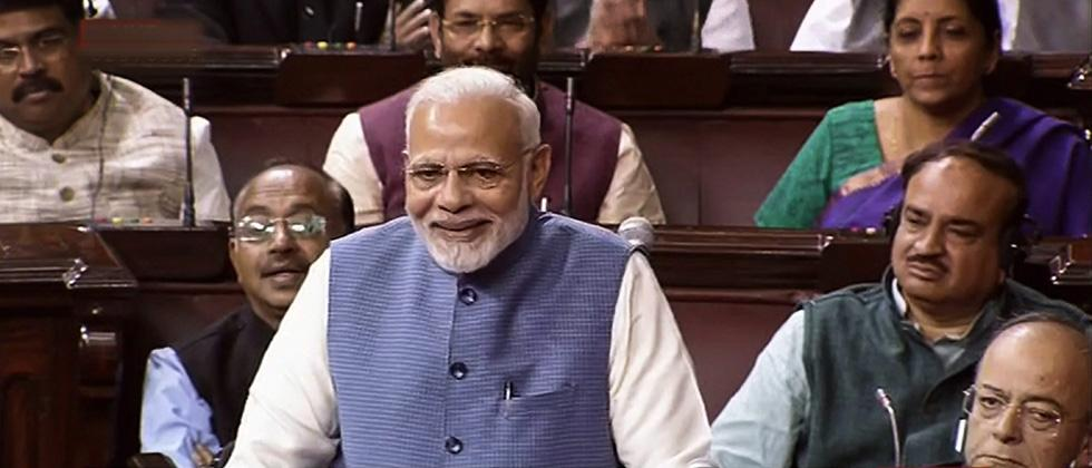 agriculture bills passed in rajya sabha amid protest of opposition leaders