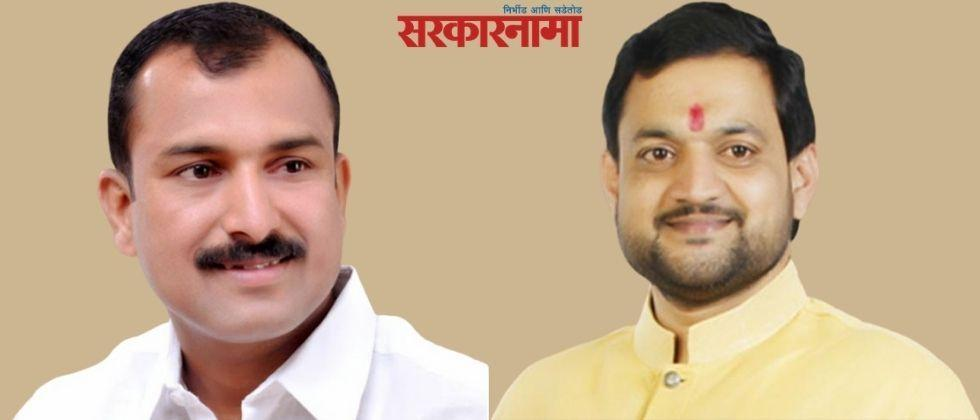 You have become a former MLA, keep this in mind : Sunil Shelke's criticism of Bala Bhegade