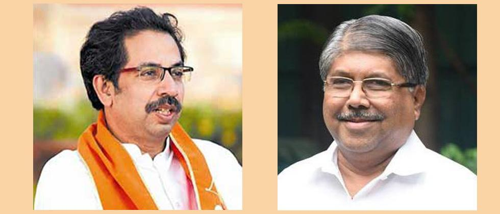 What we do to Shimga, the Chief Minister did in his Dussehra speech : Chandrakant Patil