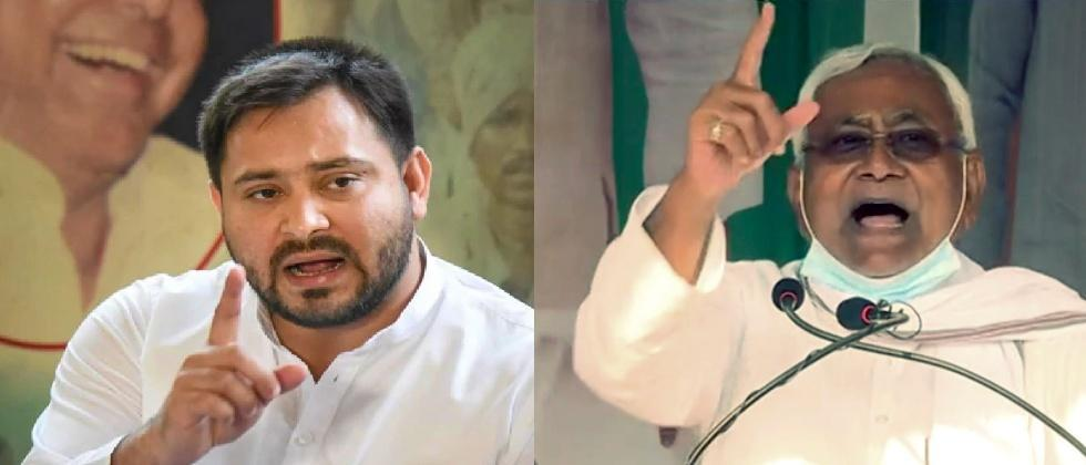 india today axis media exit poll says tejashwi yadav is peoples choice for cm