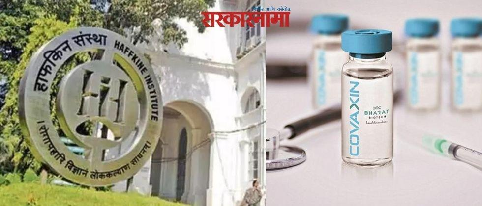 haffkine will produce 22.8 crore covaxin doses annually