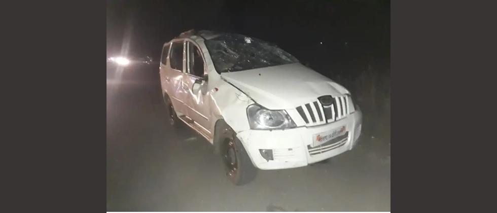 Accident to Sister in Law of Cm Uddhav Thackeray