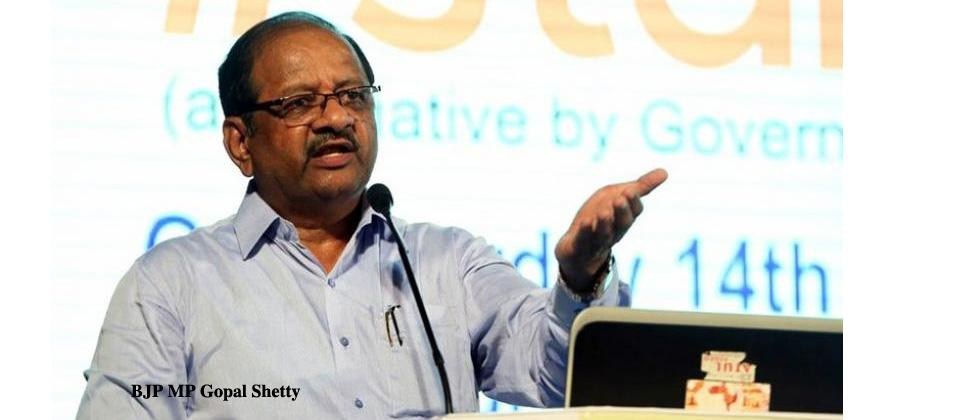BJP MP Gopal Shetty Demands opening of National Park for Jogging
