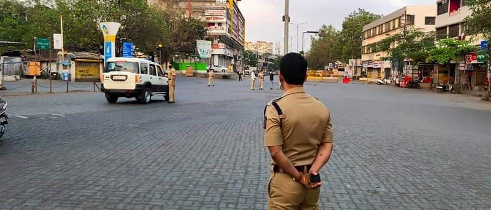 over one thousand booked for violation of curfew