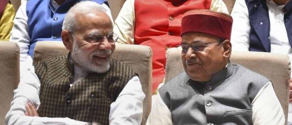 thavar chand gehlot will be new governor amid big new reshuffle