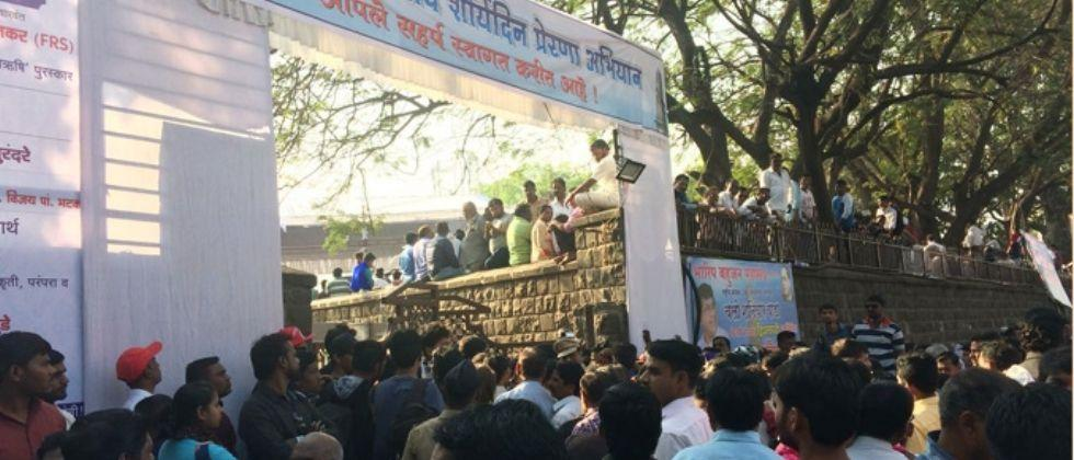 pune police gave permission to hold elgar parishad on 30th january