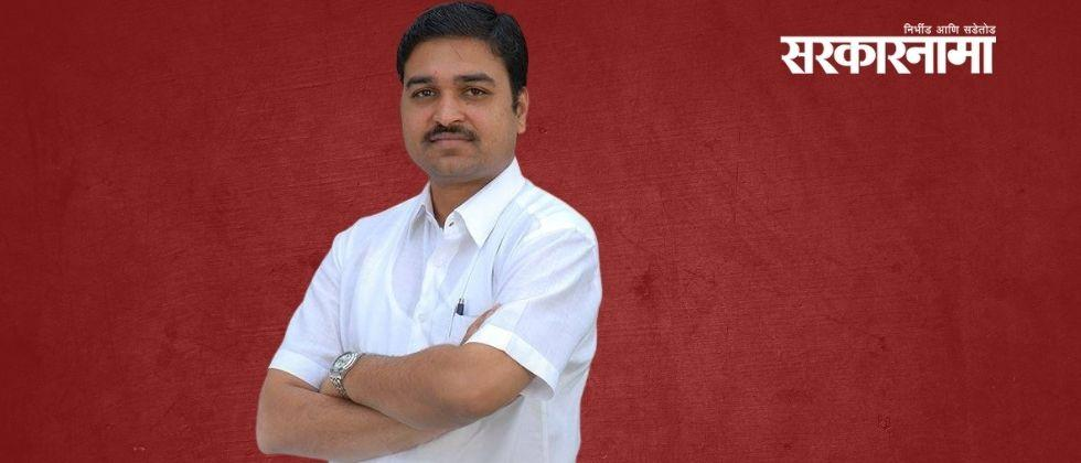 Court orders registration of case against NCP MLA Babanrao Shinde's son for taking mutual loan