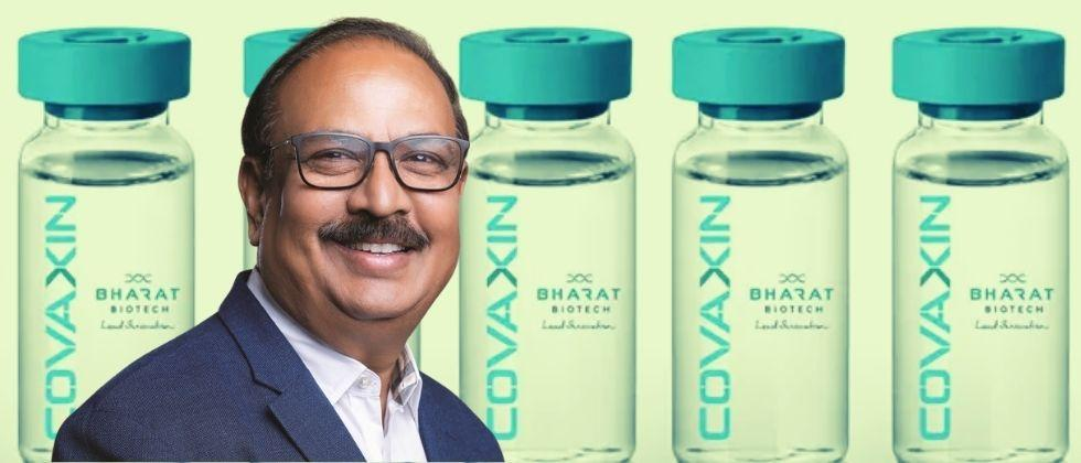 bharat biotech says covaxin covid vaccine production is costly