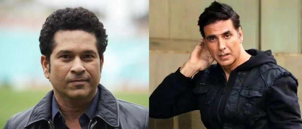 Akshay Kumar Sachin Tendulkar not need to get admitted says Minister aslam shaikh