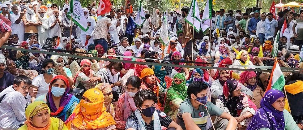 farmers calls off hissar protest after there demands accepted by government