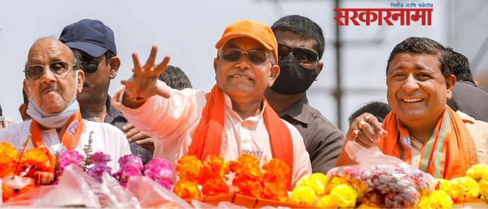 election commission ban bjp west bengal president dilip ghosh from campaigning