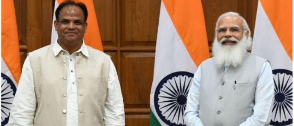 John Barla who demanded North Bengal seperation gets Union Ministry