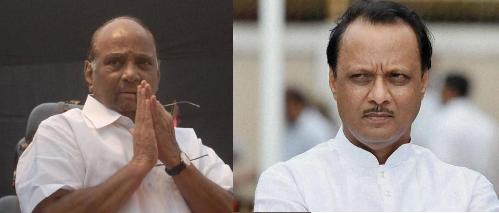 No Support to Ajit Pawar By NCP Say Sharad Pawar