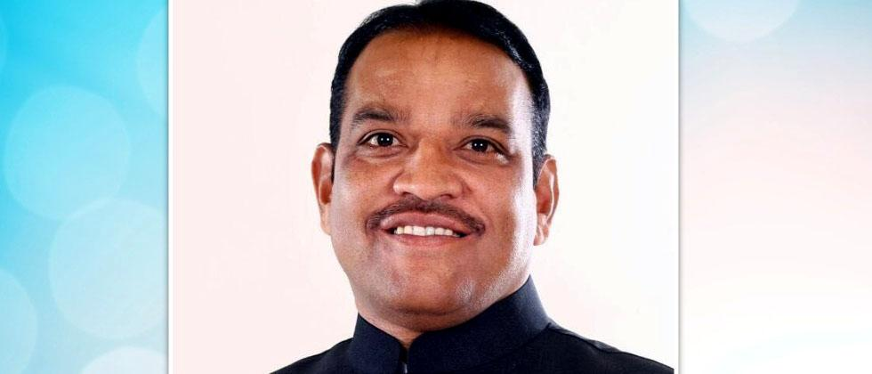 Take over private hospitals to increase the number of beds says MP Shrirang Barne