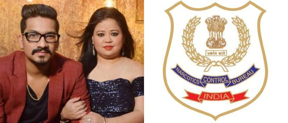 comedian bharati singh and her husband house raided by ncb