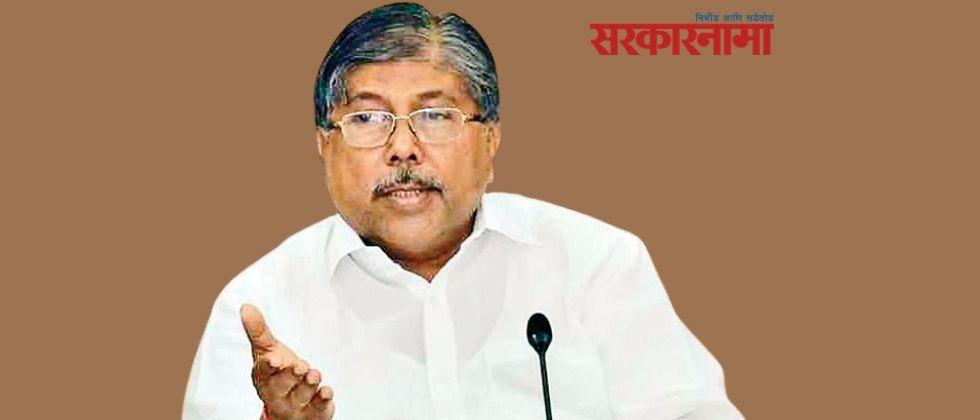 When will the Thackeray government fall ...? I am not an astrologer to say this: Chandrakant Patil
