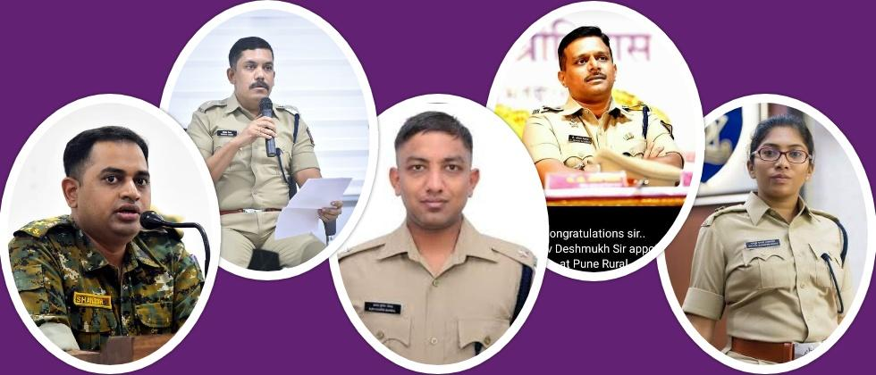 5 IPS OFFICERS