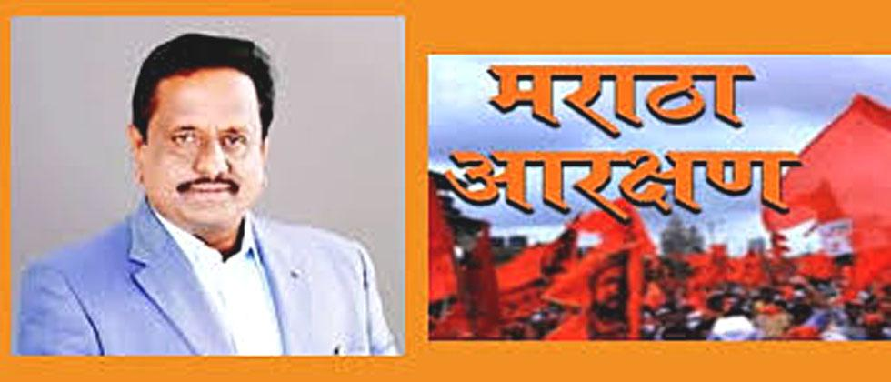 ... This is the murder of Maratha reservation says Rajendra Kondhare