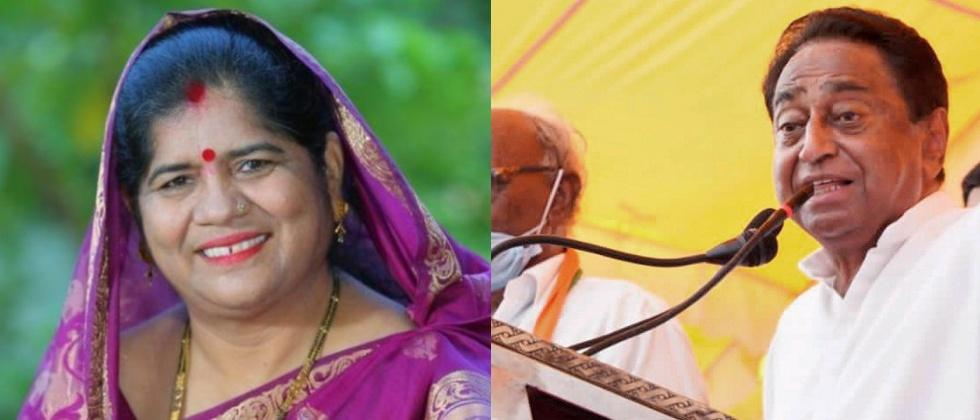Election Commission of India has issued notice to BJP leader Imarti Devi