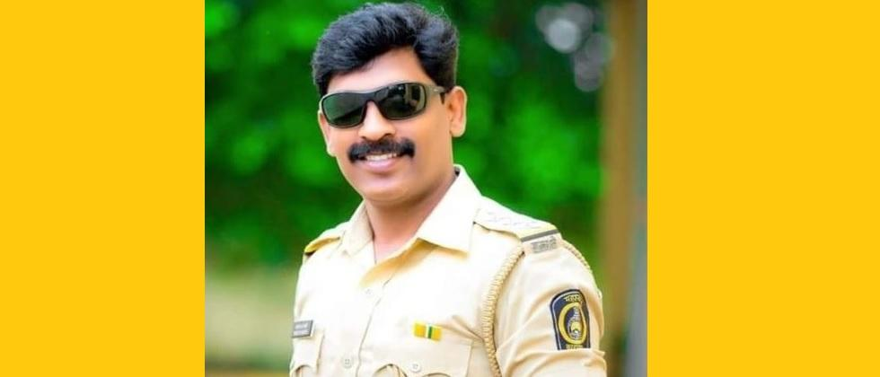 police officer sanjay kamble died news Beed