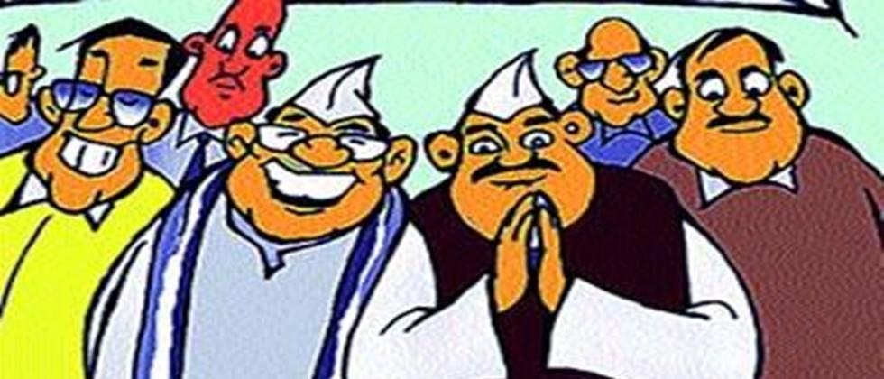 Due to the BJP's petition, the aspirants in the Mahavikas Agadhi are in a dilemma