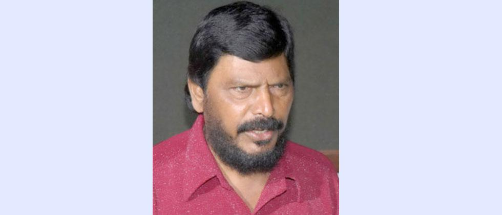 union minister ramdas athawale on India-china dispute