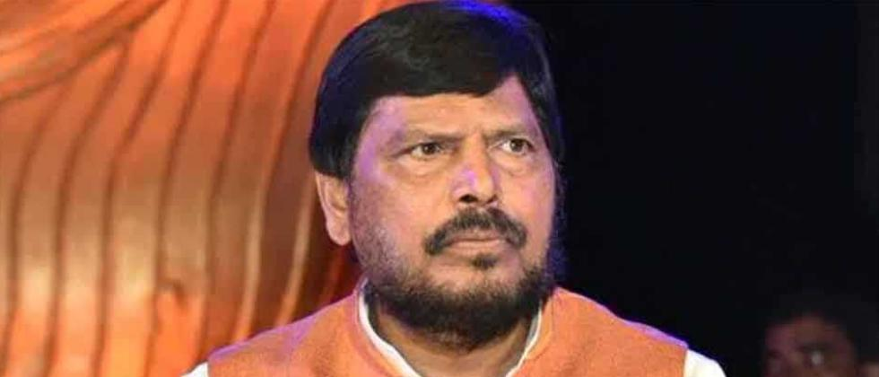 Let there be a war with China :  Ramdas Athawale