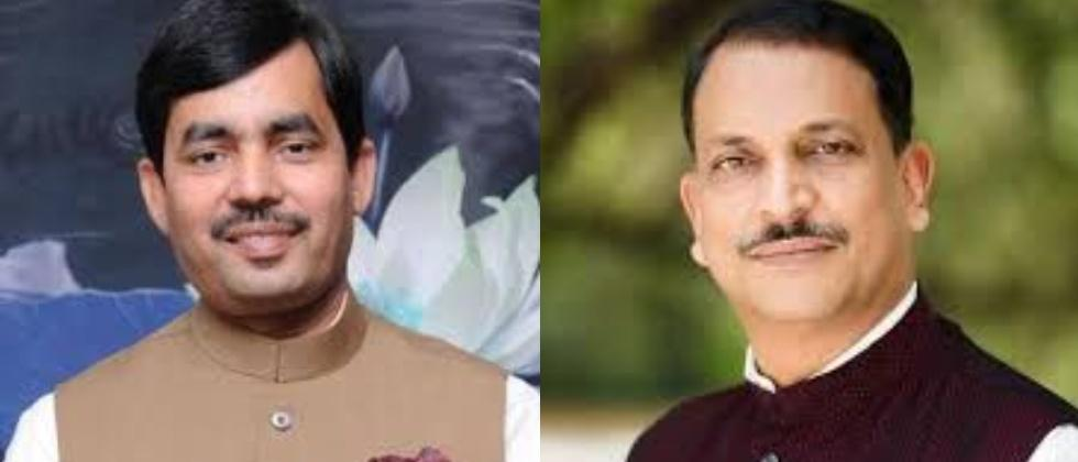 bjp excludes rajiv pratap rudy and shahnawaz hussain from star campaigners