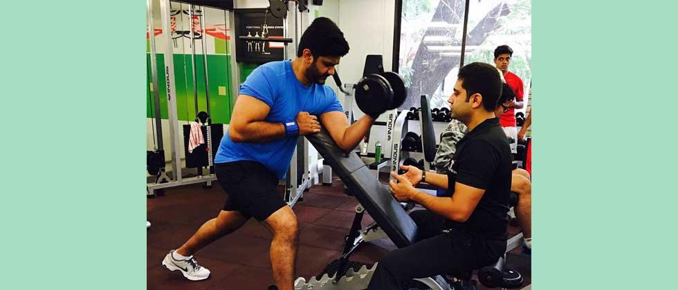 sidharth shirole fitness