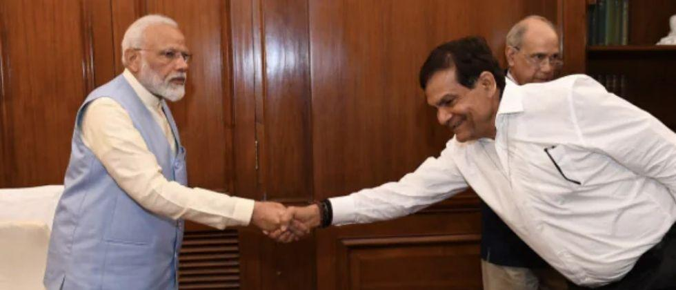 narendra modi close aid a k sharma appointed as bjp vice president