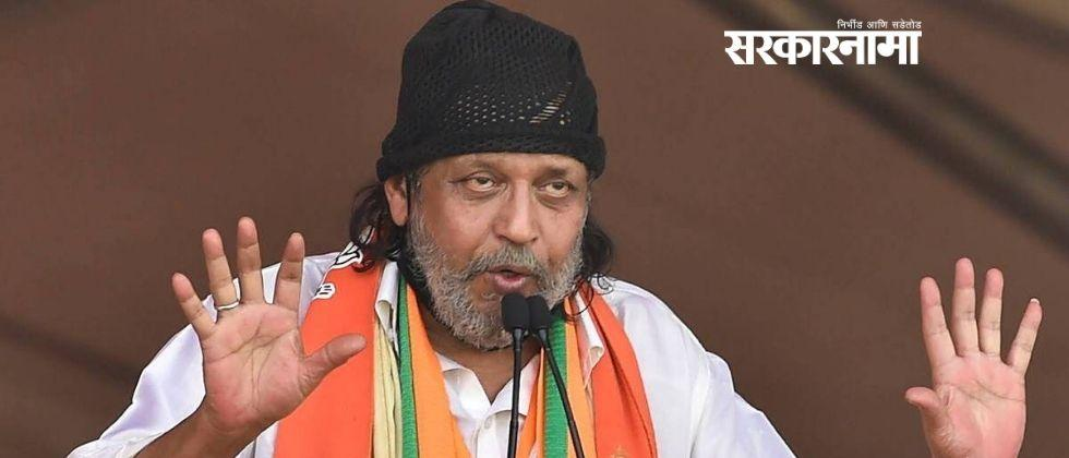 actor mithun chakraborty is not bjp candidate but star campaigner for bjp