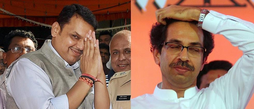Your insult is not an insult to Maharashtra: Fadnavis scolds Thackeray