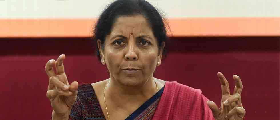 nirmala sitharaman says rising petrol and diesel price is maha bahaynkar dharma sankat