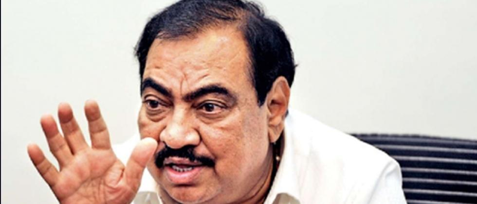We will try to bring the CD before the public soon: Eknath Khadse