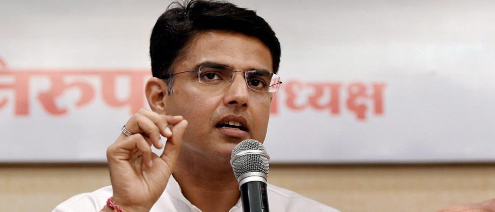 sachin pilot changes his twitter bio and thanks everyone for support