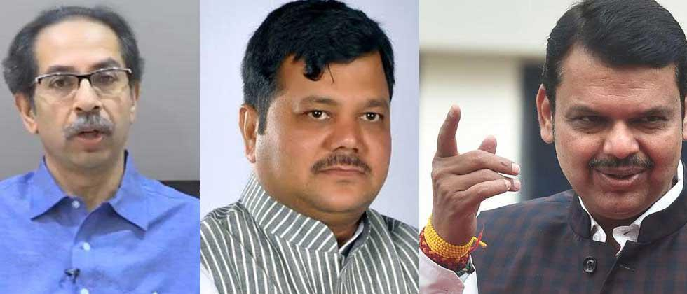 The head of state sat in the house; But Fadnavis reassured the people  : Praveen Darekar