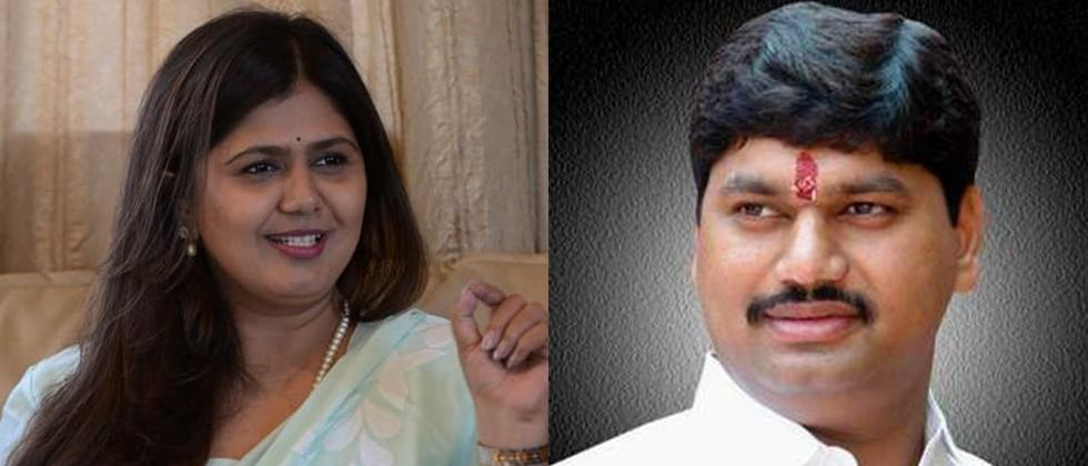 We came together for one meeting; I mean, not everything is gone: Pankaja's warning to Dhananjay Munde