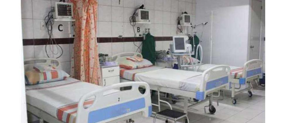 Corona task force Suggests Eighty Percent Beds for Covid Patients