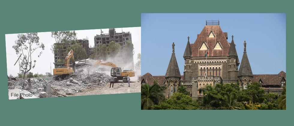 Mumabi High Court Gives Stay to Action against Illegal Constructions in PCMC Due to Corona
