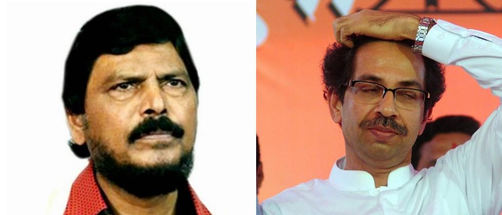 Ramdas Athavale Says NCP and Congress Running The Government