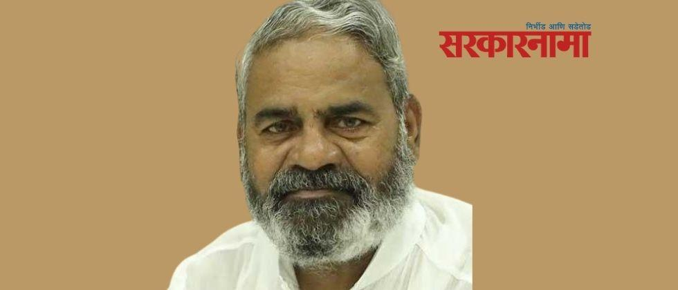 Shivajirao Adhalrao Patil started preparations to contest the upcoming Lok Sabha elections