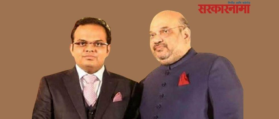 amit shah son jay shah elected as president of asian cricket council