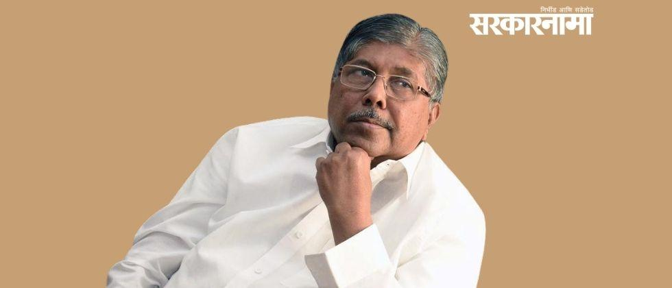 Case registered against Maharashtra BJP president Chandrakant Patil