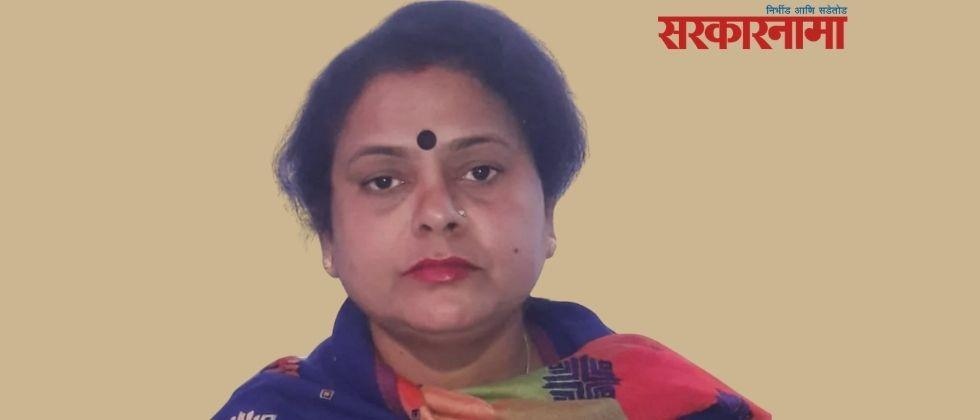 Ex Mp reena chaudhary defeat in up panchayat election