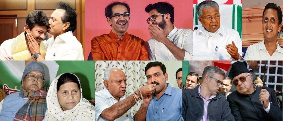 The discussion of dynasticism in Indian politics has resurfaced