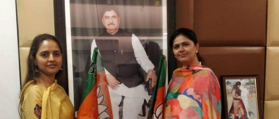 pankaja munde says she will not accept resignation of party workers