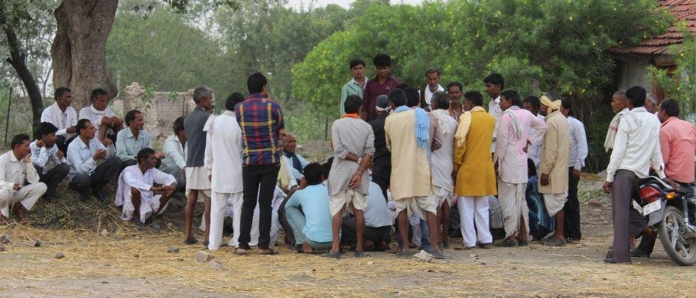 The youth was expelled from the caste for not paying the fine